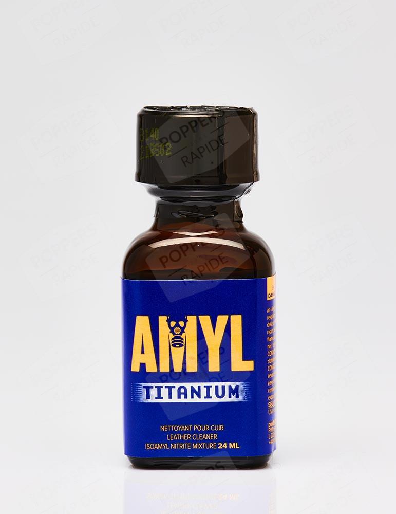 grande bouteille poppers amyl titanium 24 ml