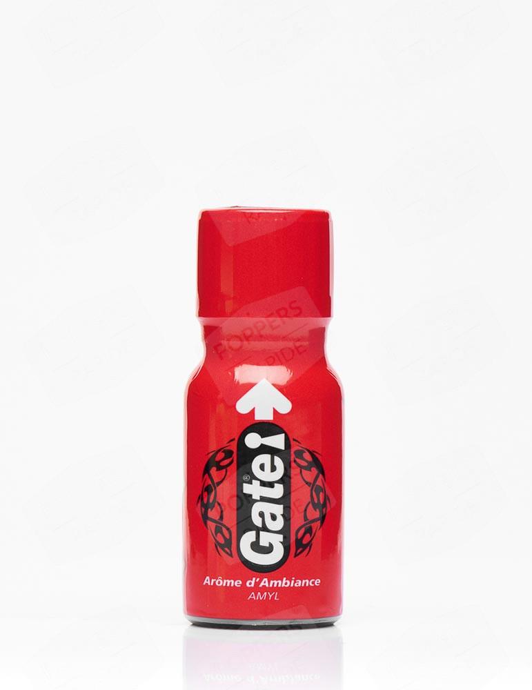 Poppers gate en flacon de 15 ml