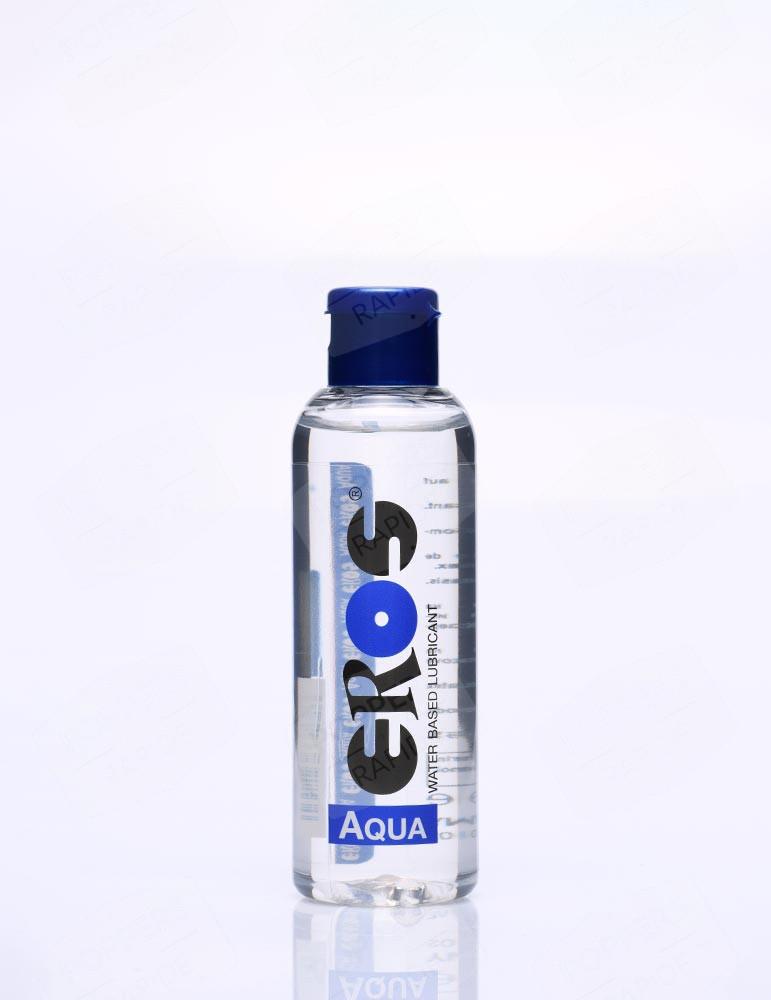 lubrifiant eau : eros aqua 100 ml