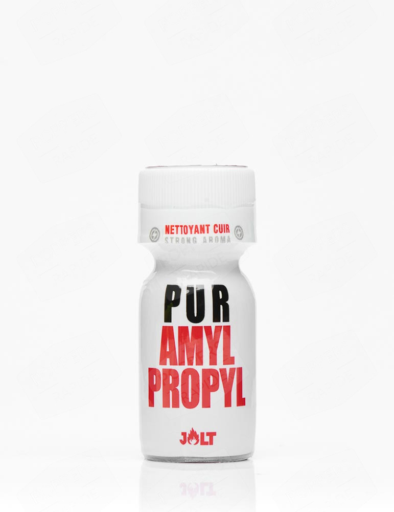 Poppers pur amyl propyl 10 ml