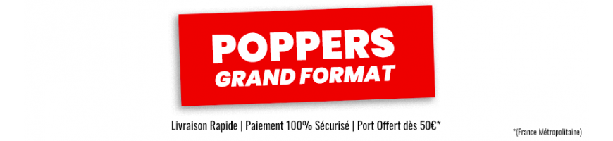 POPPERS GRAND FORMAT