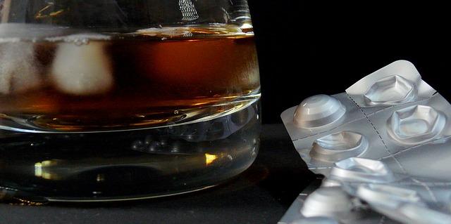 poppers alcool médicaments
