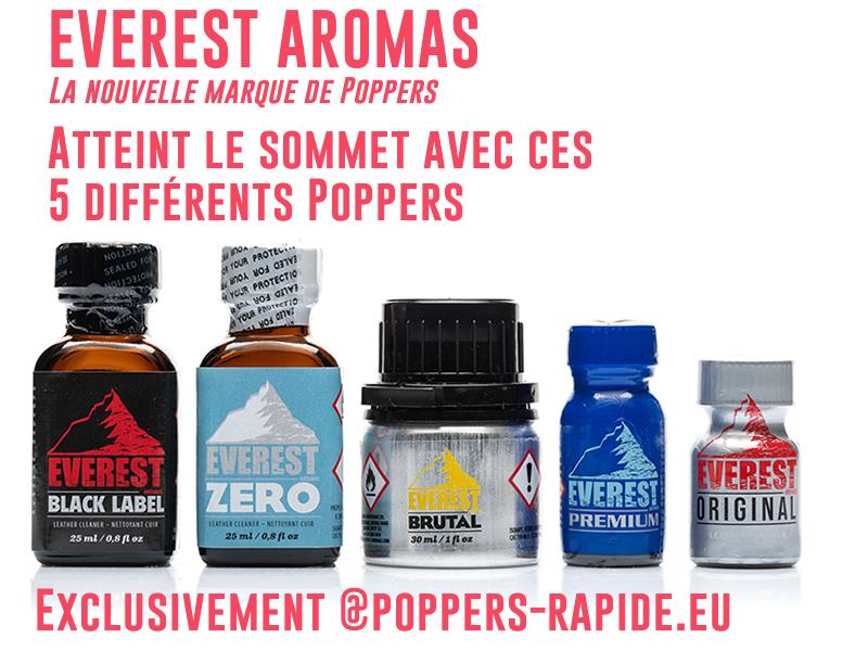 Acheter du Poppers en France